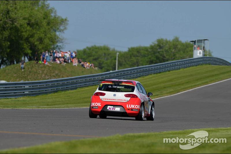 Gabriele Tarquini, SEAT Leon WTCC,