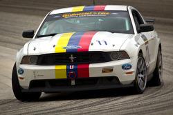 #11 Starworks Motorsport Mustang Boss 302R: Maurizio Scala, Enzo Potolicchio