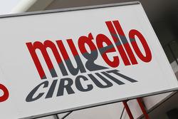穆杰罗赛道标志
