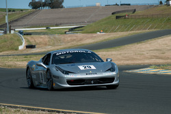 #29 Ferrari of San Francisco 458CS: Phil Ploskas