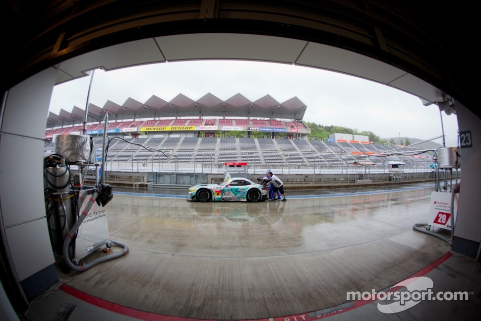 #0 GSR&Studie with Team Ukyo BMW Z4 GT3