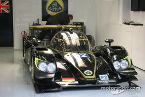 #32 Lotus Lola B12/80 Coupé-Lotus: Luca Moro, Kevin Weeda, James Rossiter