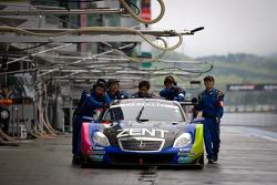 #38 Lexus Team Zent Cerumo Lexus SC430