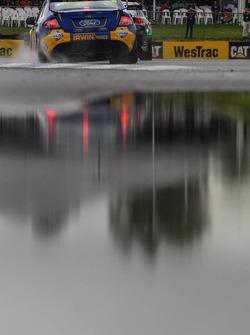 Rainy qualifying