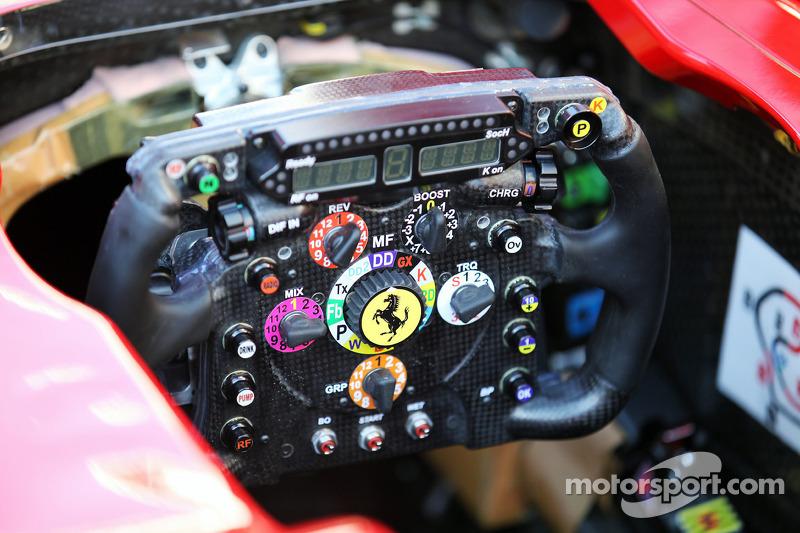 Ferrari stuurwiel