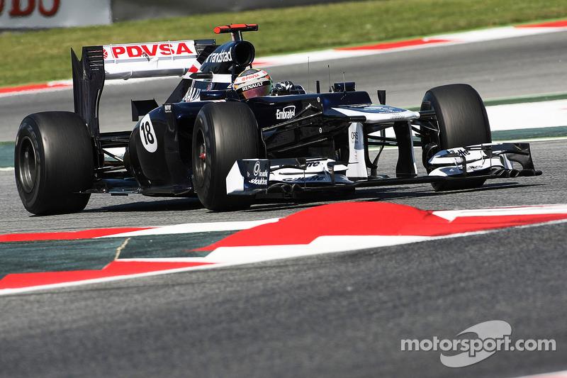 Pastor Maldonado: GP Spanien 2012 in Barcelona