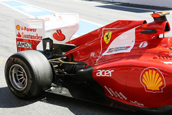 Fernando Alonso, Ferrari uitlaat en ophanging