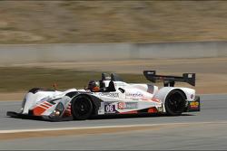 #06 Core Autosport Oreca FLM09: Alex Popow, Tom Kimber-Smith