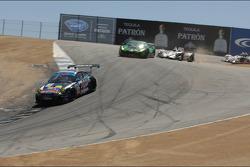 #66 TRG Porsche 911 GT3 Cup: Mike Hedlund, Tracy Krohn, Nick Tandy