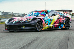 Larbre Competition livery unveil