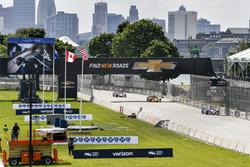 Takuma Sato, Andretti Autosport Honda, Ryan Hunter-Reay, Andretti Autosport Honda