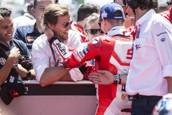 Хорхе Лоренсо, Ducati Team, и Сете Жибернау