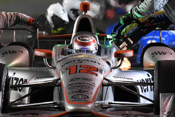 Will Power, Team Penske Team Penske Chevrolet pit stop