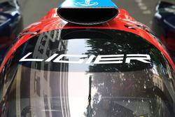 #33 Eurasia Motorsport Ligier JS P217 Gibson detail