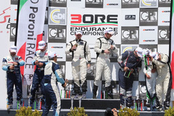 Podyum: Aytaç Biter, Kaan Gürgenç, İbrahim Okyay, BMW Z4 GT3, Borusan Otomotiv Motorsport
