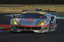 #54 Spirit of Race Ferrari 488 GTE: Томас Флор, Франсечко Кастеллаччі, Олів'є Беретта