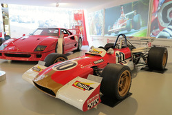 Memorial Room Clay Regazzoni