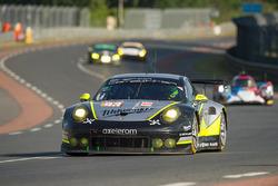 №93 Proton Competition Porsche 911 RSR: Патрик Лонг, Абдулазиз Аль-Файсаль, Майк Хедлунд