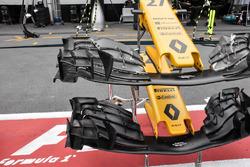 Renault Sport F1 Team RS17: Frontflügel