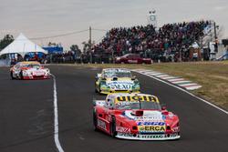 Juan Manuel Silva, Catalan Magni Motorsport Ford, Omar Martinez, Martinez Competicion Ford, Sergio Alaux, Donto Racing Chevrolet