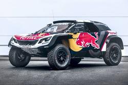 Peugeot 3008 DKR Maxi onthulling