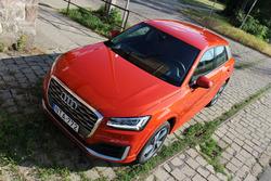 Audi Q2 teszt