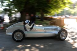 Roland Asch Mercedes W125