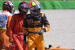 Энрике Бернольди, Arrows Cosworth A23