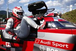 Tom Kristensen, 2016 Audi R8 LMP1 car