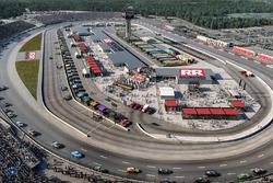 Umbau: Richmond Raceway