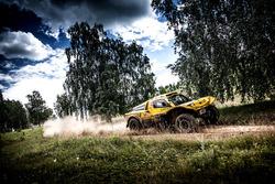 №107 Geely Auto Cooper Tires Team Geely: Вей Хан и Ляо Минь
