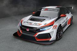 Präsentation: Honda Civic Type R TCR