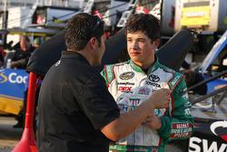 Harrison Burton, Kyle Busch Motorsports Toyota ve David Stremme