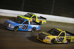 Rico Abreu, ThorSport Racing Toyota, Grant Enfinger, ThorSport Racing Toyota, Matt Crafton, ThorSport Racing Toyota
