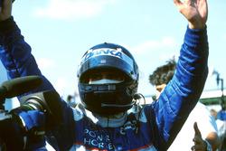 Second place Damon Hill, Arrows