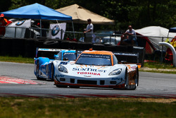 #10 Suntrust Racing Chevrolet Corvette Dallara Dp: Max Angelelli, Ricky Taylor / #01 Telmex Chip Genassi Racing With Felix Sabates BMW Riley: Scott Pruett, Memo Rojas