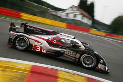 #3 Audi Sport Team Joest Audi R18 Ultra: Romain Dumas, Loïc Duval, Marc Gene
