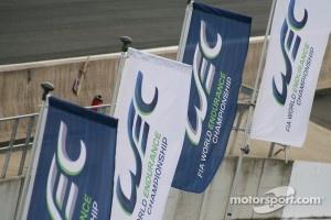 WEC flags