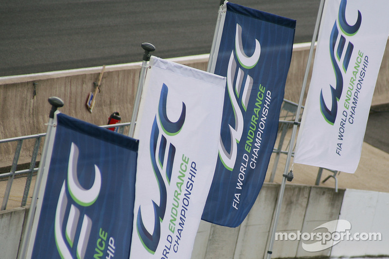 WEC flags
