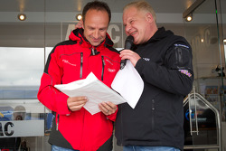 Marco Werner draws #1 position for the qualifying order