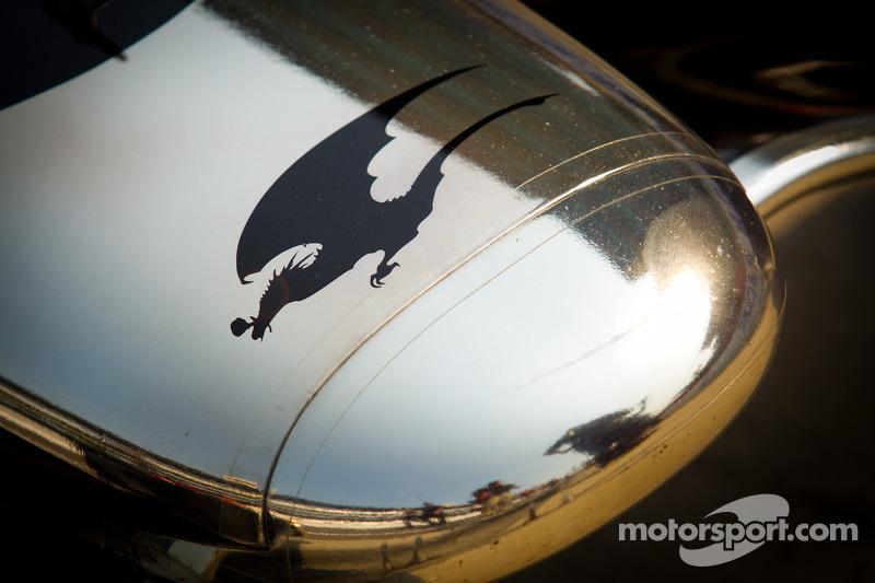 Car of Sébastien Bourdais, Dragon Racing Chevrolet