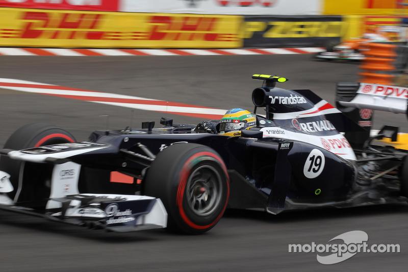2012: Williams-Renault FW34