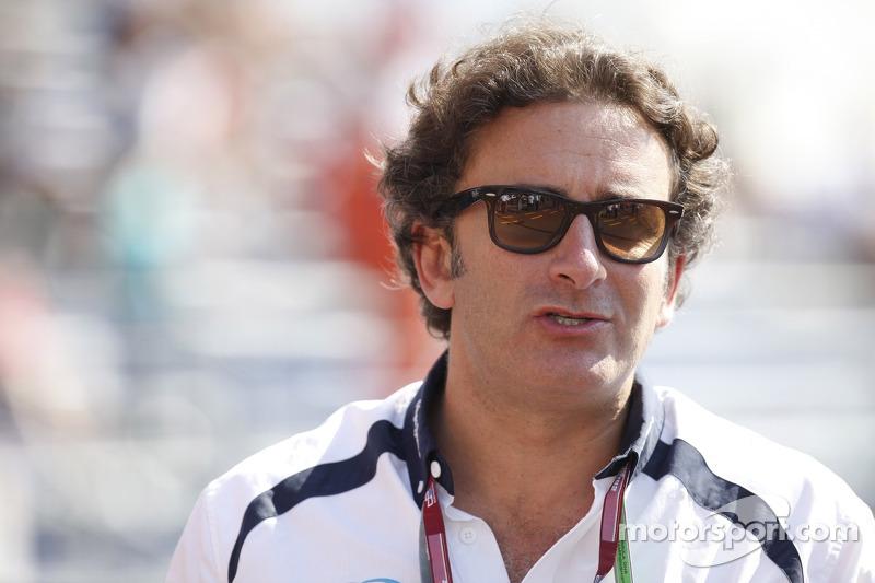 Alessandro Agag, Barwa Addax Team