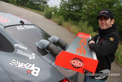 Romain Dumas tests Pikes Peak Porsche 911 GT3 R