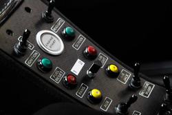 Center control panel