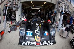 #26 Signatech Nissan Oreca 03 Nissan