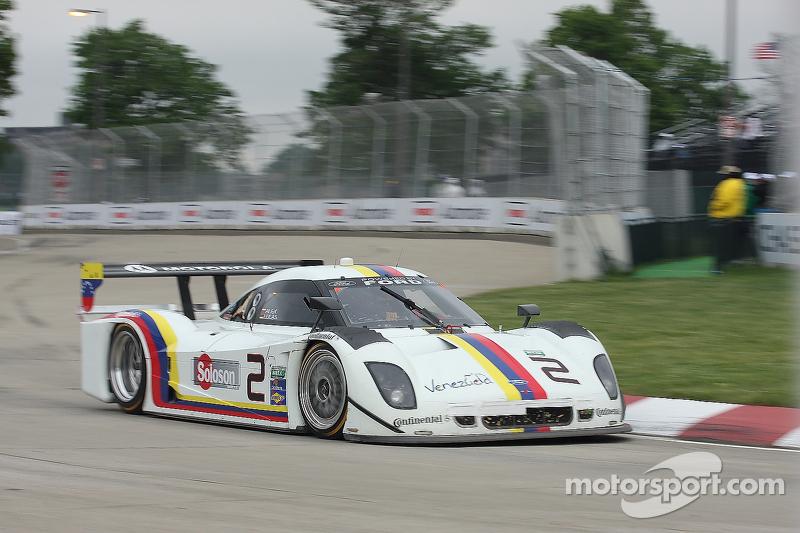 #2 Starworks Motorsport Ford/Riley: Lucas Luhr, Alex Popow