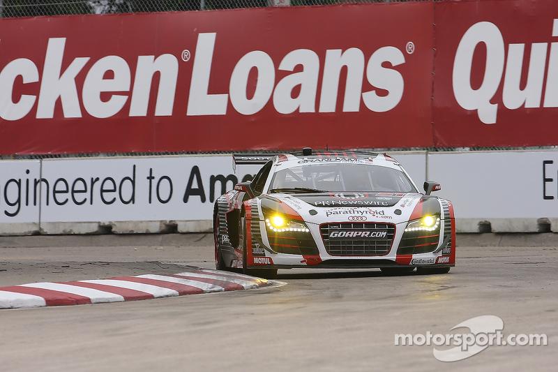 #51 APR Motorsport Audi R8 Grand-Am: Jim Norman, Dion von Moltke