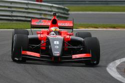 #8Tech 1 Racing: Jules Bianchi