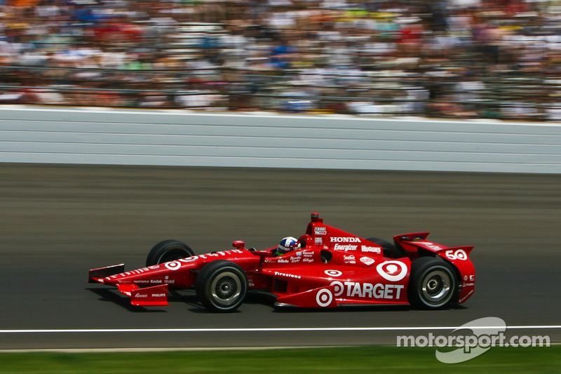 2012 - Dario Franchitti, Dallara/Honda